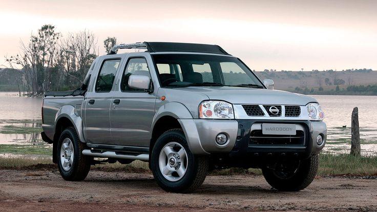 Nissan NP300 Hardbody, South Africa