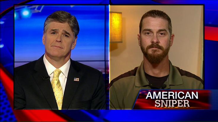 "1/30/15 - The brother of ""American Sniper"" Chris Kyle was on ""Hannity"" tonight, where he responded to Michael Moore's remark that snipers are cowards."