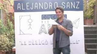 Alejandro Sanz - No Me Compares (Lyric Video), via YouTube.