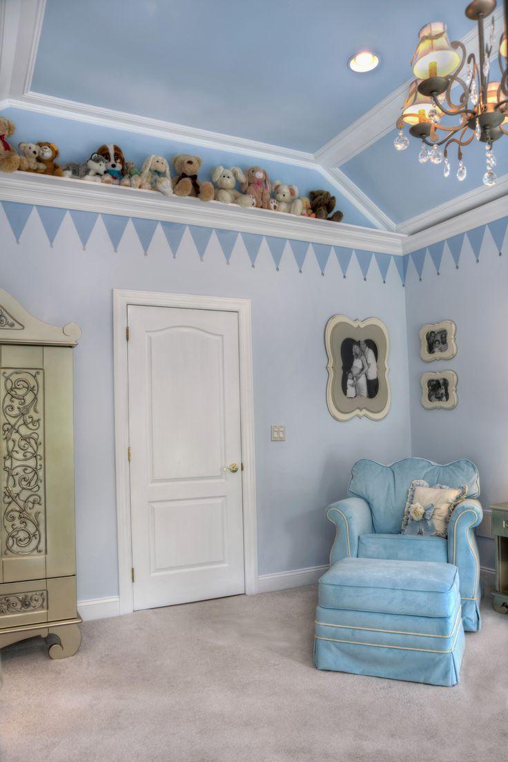 221 Best Luxury Baby Nurseries Images On Pinterest Baby