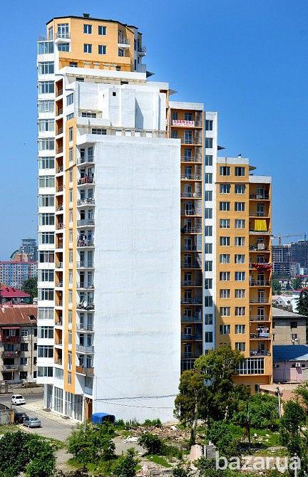 Грузия ,Батуми-Жилой комплекс «Лермонтов»!  Продаются квартиры в новом 20-этажном монолитно-каркасном доме в Батуми на улице Лермонтова-107 в...