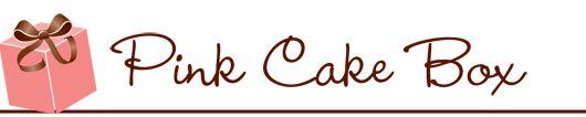 Pink Cake Box - lots of tutorials