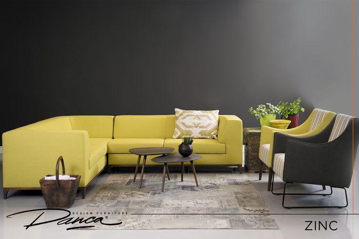 #ZINC, canlı renkleri ve minimalist çizgileriyle evinize yeni bir tarz getiriyor.