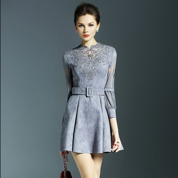 >>>Smart Deals for2016 New Spring Autumn Lantern Long Sleeve Suede Women Dress High Quality Sexy Slim Lace Patchwork Short Dresses Femininos 83092016 New Spring Autumn Lantern Long Sleeve Suede Women Dress High Quality Sexy Slim Lace Patchwork Short Dresses Femininos 8309Are you looking for...Cleck Hot Deals >>> http://id457018629.cloudns.pointto.us/32620578563.html images