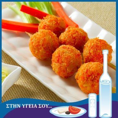 Τυροκεφτέδες - Συνταγές - Tlife.gr