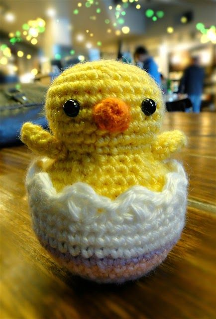 Manda Nicole's Crochet Patterns: Easter Round-Up - 10 Free Easter Patterns