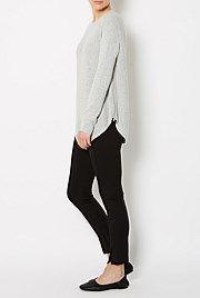 Cassey Zip Knit