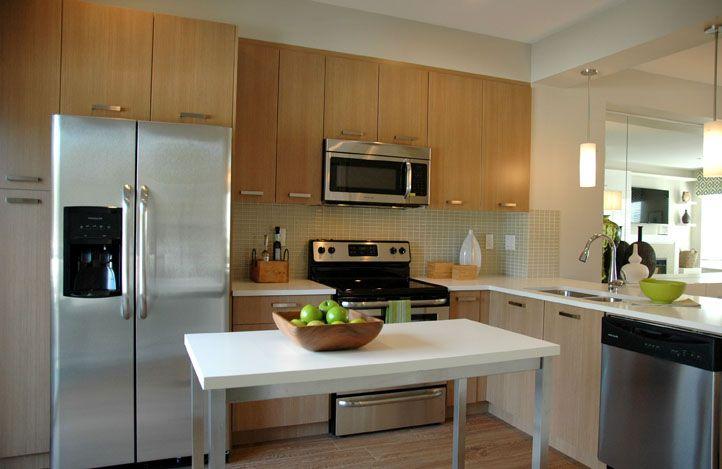 a cooks kitchen photo by Jennifer Lee