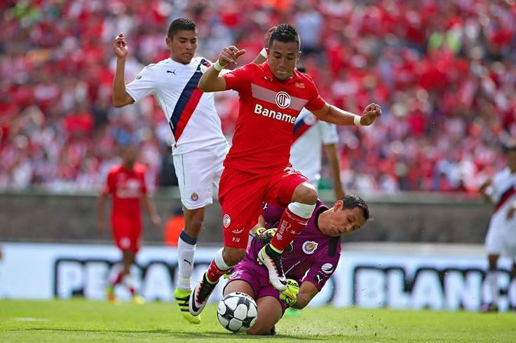 Horario Chivas vs Toluca y opciones para verlo; Jornada 9 Clausura 2017 - https://webadictos.com/2017/03/03/horario-chivas-vs-toluca-j9-clausura-2017/?utm_source=PN&utm_medium=Pinterest&utm_campaign=PN%2Bposts