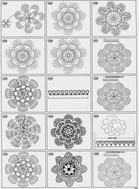 108 best Puntos de tejidos images on Pinterest | Knitting patterns ...