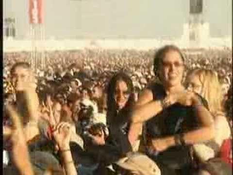 Rush - Limelight - Performed live at Toronto Rocks 2003