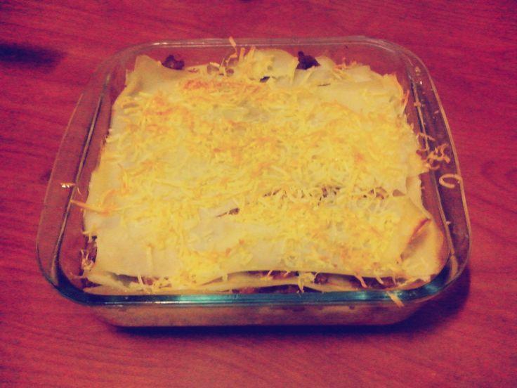 lasagna #1stRamadhan