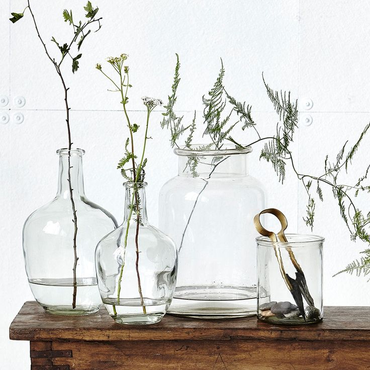 Cylinder vases - House Doctor #interior #design #scandinavian