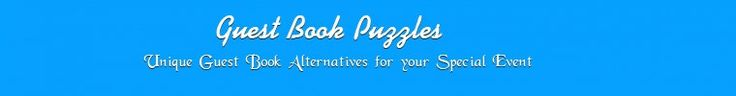 GuestBookPuzzles on Etsy - Shop Policies