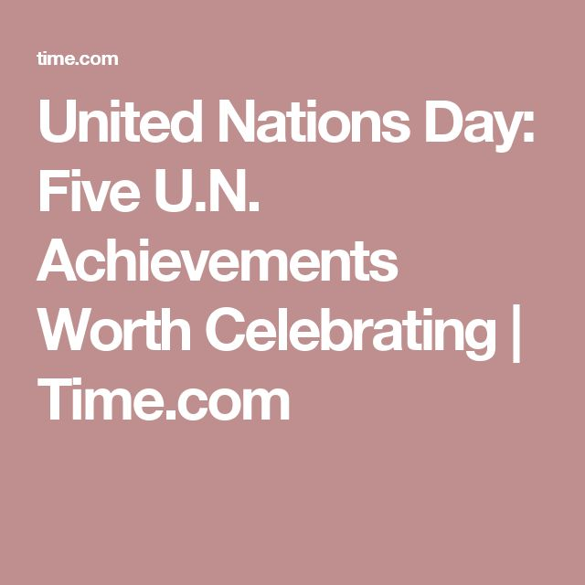 1000+ Ideas About United Nations Day On Pinterest