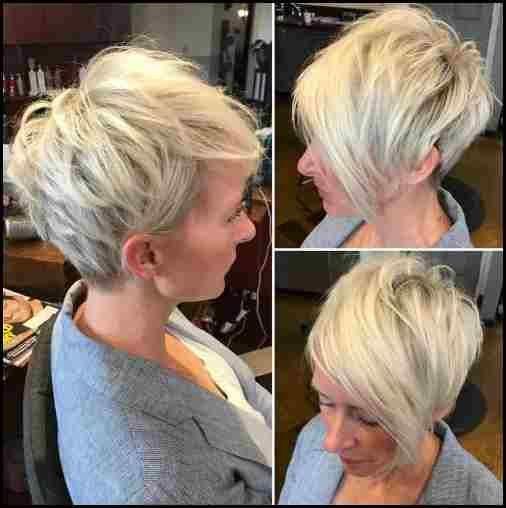 60 wunderschöne lange Pixie Frisuren – Neue Haarmodelle – Frisuren Damen –