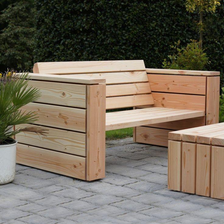 gartenm bel home improvement pinterest gartenmoebel gartenb nke und europalette. Black Bedroom Furniture Sets. Home Design Ideas