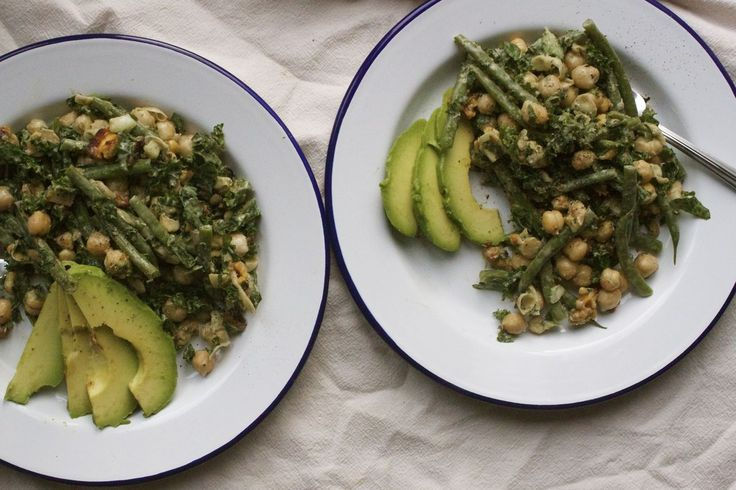IMG_0972 Protein Power Chickpea Salad with Sunshine Dressing & Greens ...