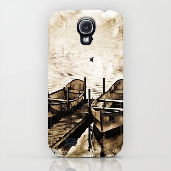 Twin Boats II iPhone & iPod Case by AngelEowyn. $35.00