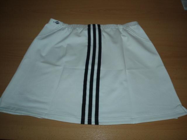 Falda para jugar al tenis de Adidas