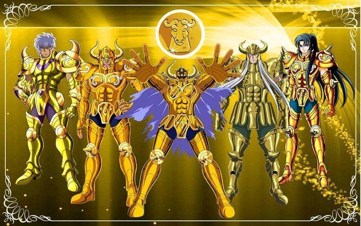 Aldebaran , Hasgard , Teneo , Ox y Harbinger