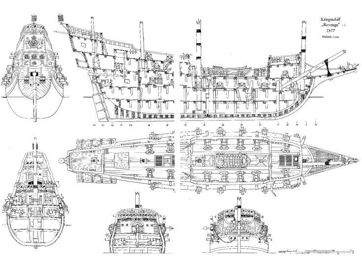 Pirate Ship Schematics - Data Wiring Diagram Update