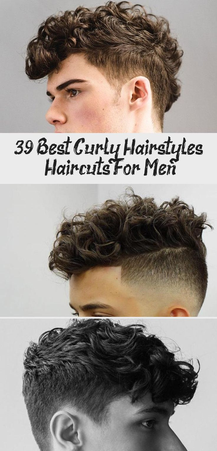 Cool curly hairstyles for guys best mens curly hair
