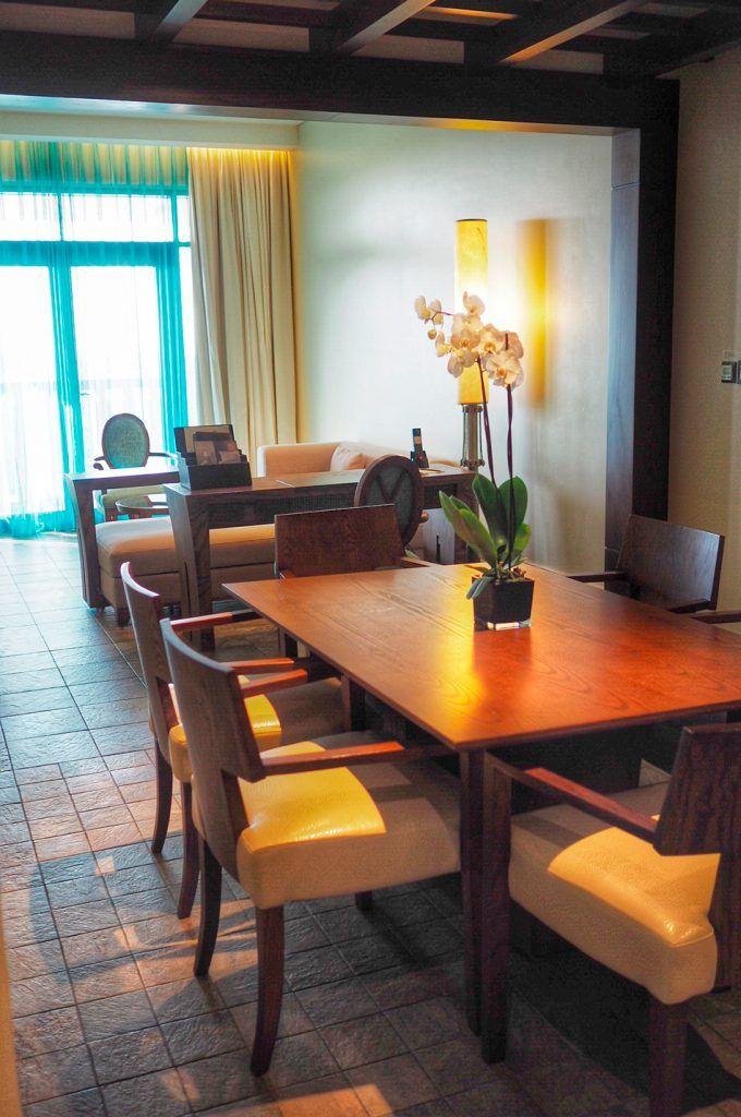 Sofitel Dubai The Palm resort & spa Ruokailu-ja oleskelutilat