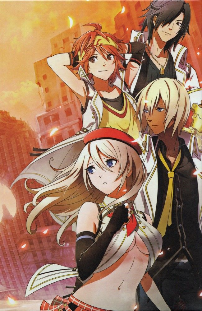 God Eater image by ann heart Anime, Gods eater burst