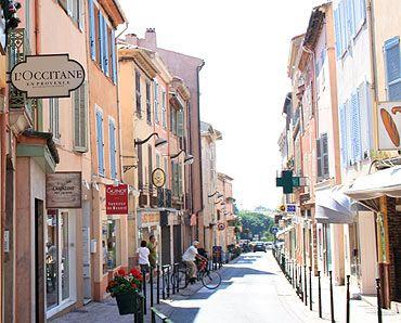 Fréjus, France!!