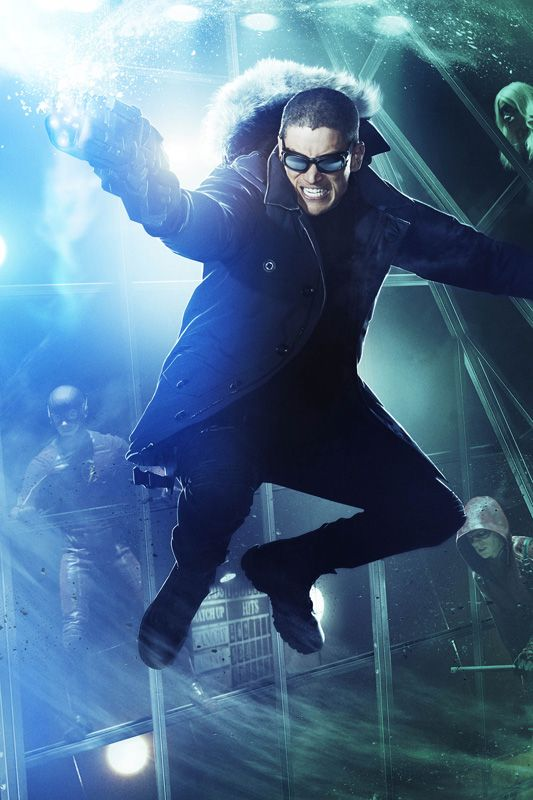 Capatain Cold (Leonard Snart)