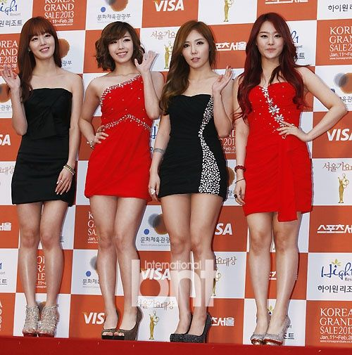 On January 31th, 22th High1 Seoul Music Awards was held at an Olympic hand ball stadium in Bangi, Seoul.