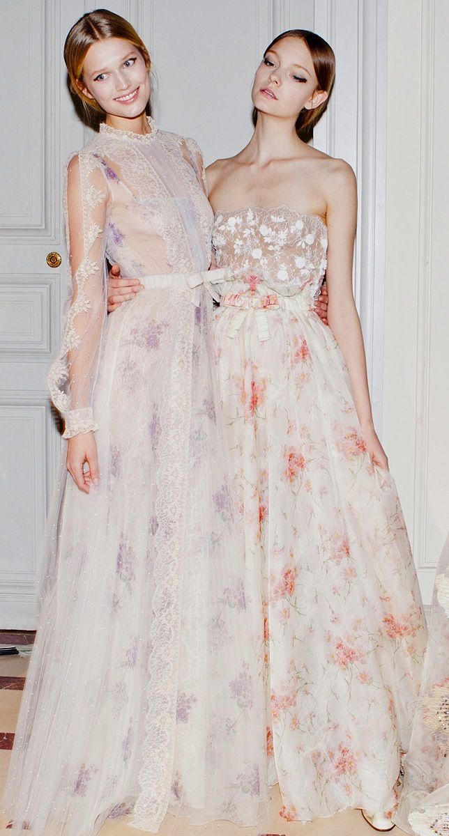 the cinderella project: because every girl deserves a happily ever after: Friday: Valentino Haute Couture