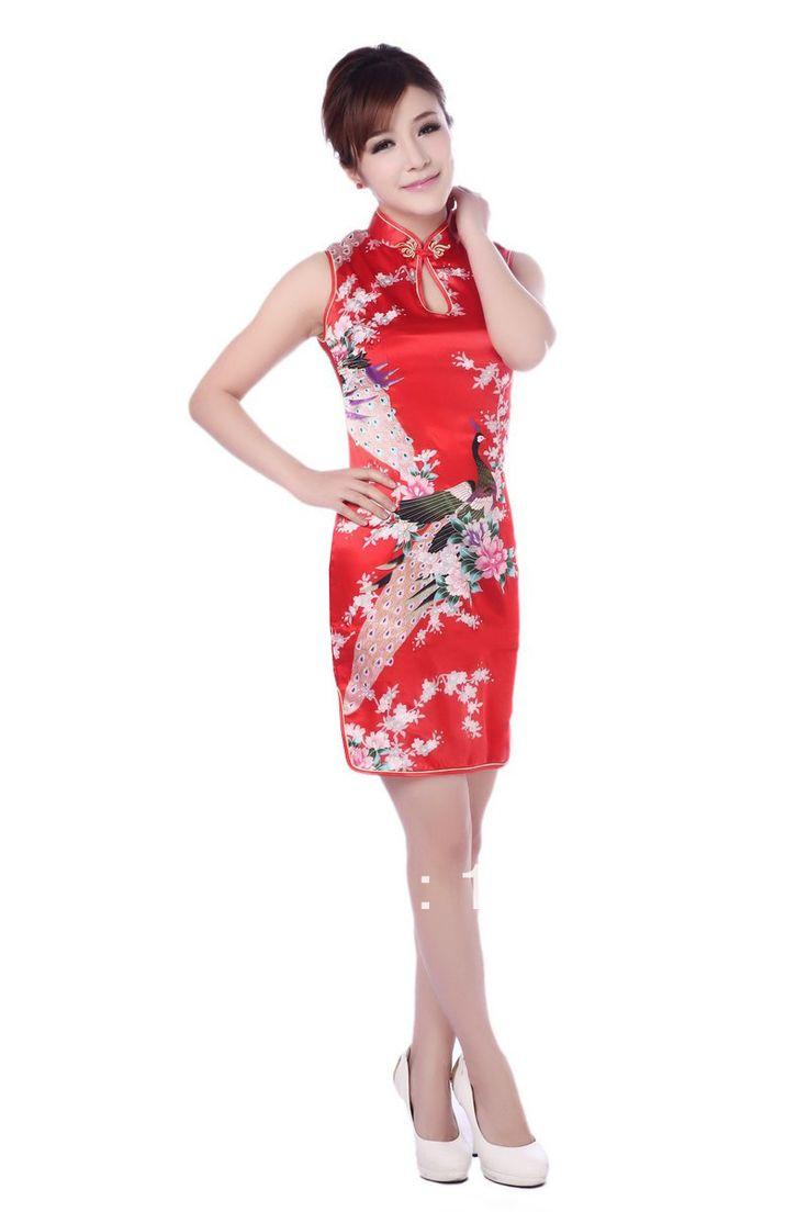 premiumhentai  video 19 Cheongsam   Cheongsam wedding dresses Cheongsam Dress 6 color JY055 4-in