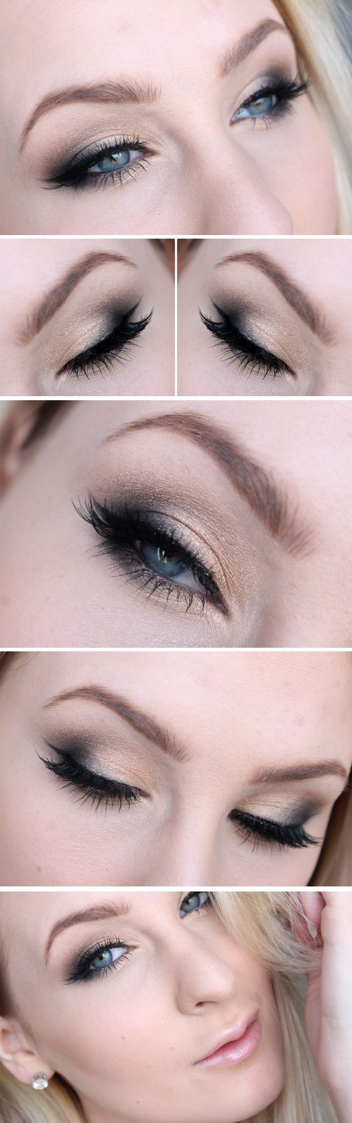 TUTORIAL – NAKED 2 EYESHADOW PALETTE
