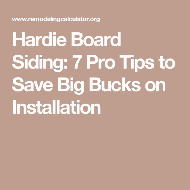 Best 25 Hardie Board Siding Ideas On Pinterest