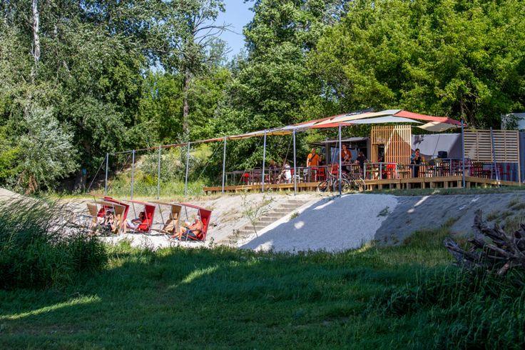Két új Duna-közeli nyári terasz – Kabin és Kadarka Bárka | WeLoveBudapest.com