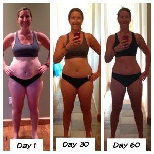 Flabby Mom To FIT Mom: Transformation Tuesday: Sara - A Focus T25 Success Story