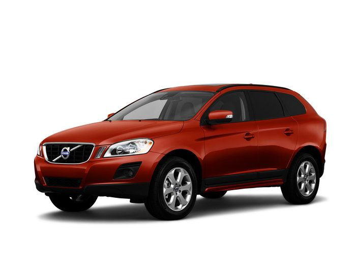 2010 Volvo XC60 T6 4dr All-wheel Drive Information