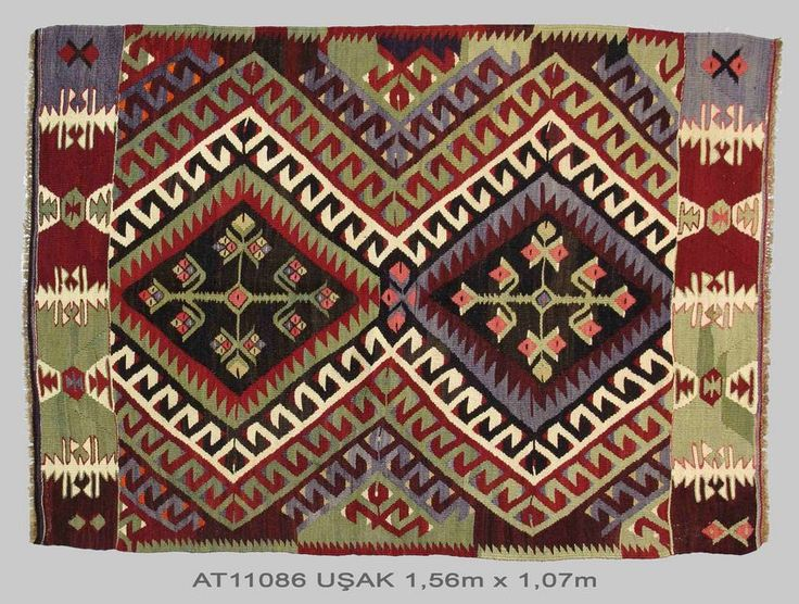 Old Anatolian Kilims Small Size By Ada Importer Of Antique Specialist