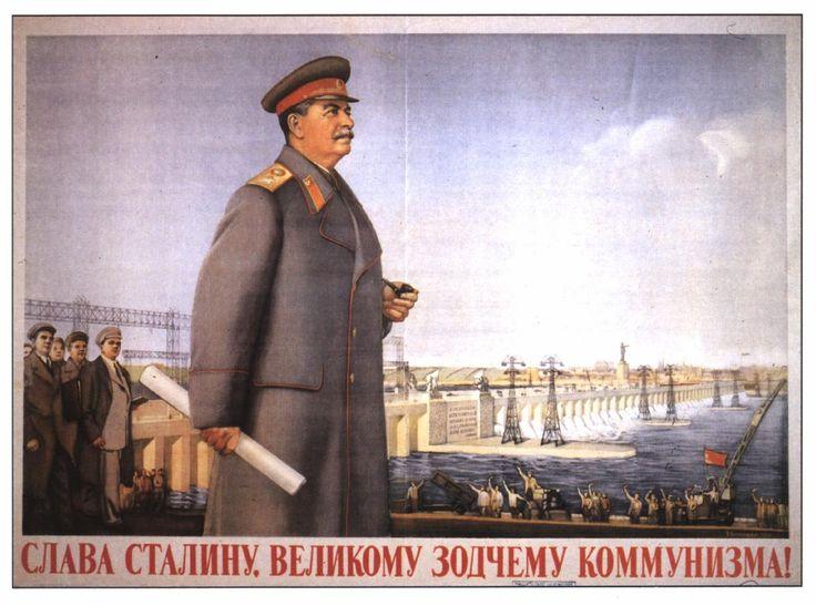 """Résultat de recherche d'images pour """"affiche de propagande staline"""""""