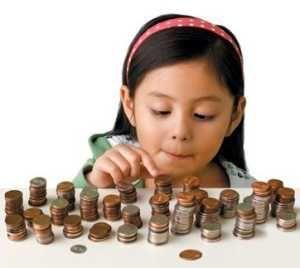 Tara in care copiii sunt mai ingrijorati de bani decat parintii