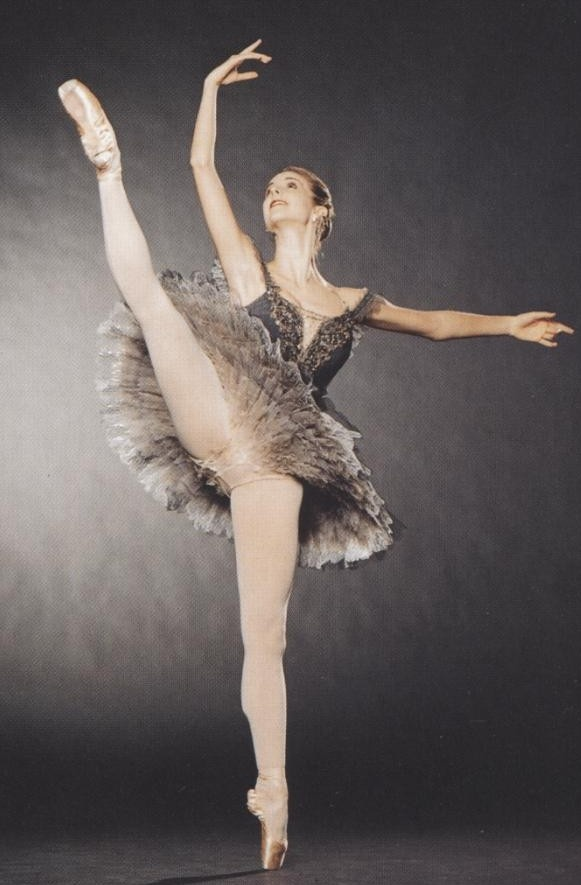 exquisite developp233 a l233cart233 from the book of ballet