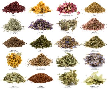 Herb Substitution Chart