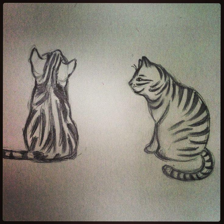 Illustratie voor op een geboortekaartje in opdracht...