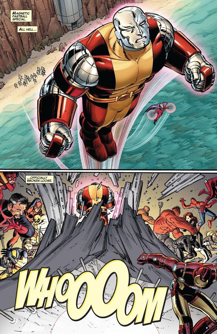 Pin on Marvel: N - Z