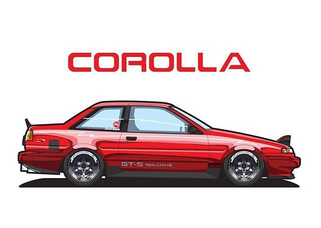 Best 25 Ae86 Ideas On Pinterest Corolla Ae86 Corolla Levin And Jdm