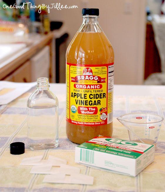sidra de manzana Tóner