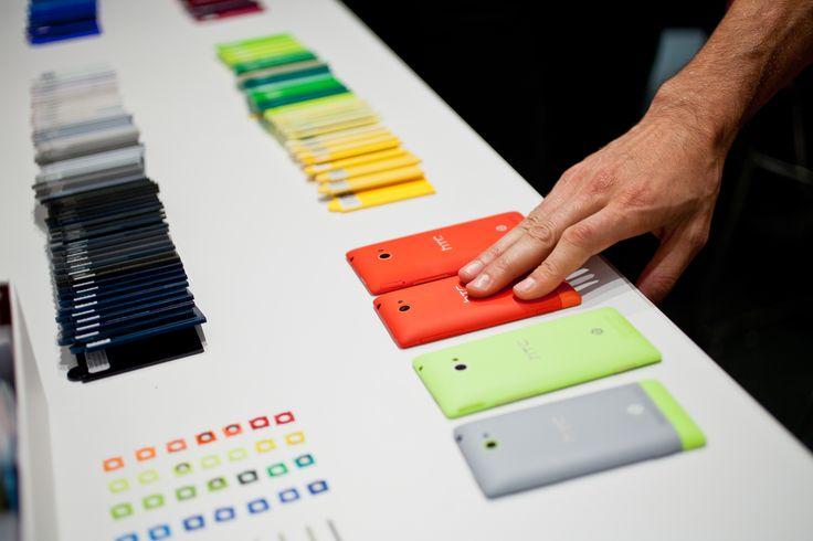HTC Design Process