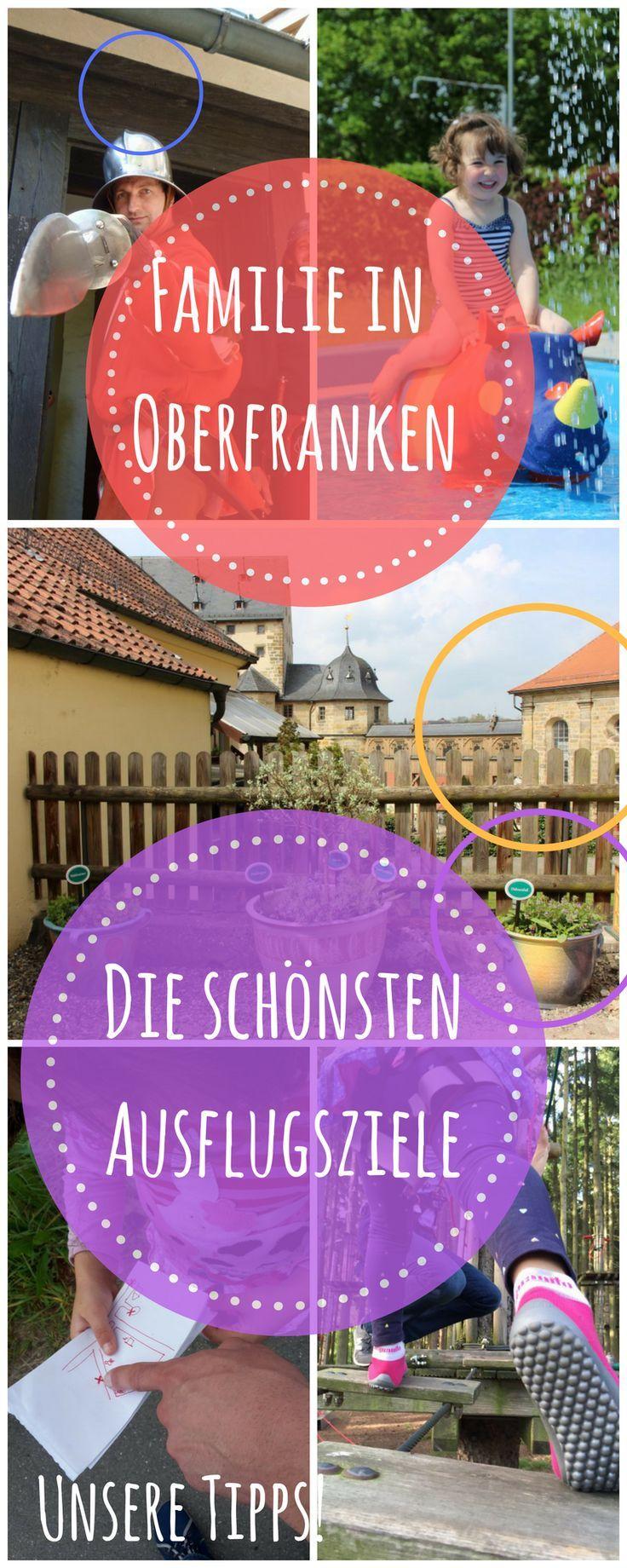 Wunderschöne Ausflugsziele in Oberfranken - speziell für Familien. Kinderleute - Tipps